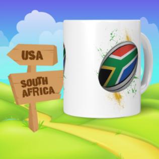 Flag Mugs